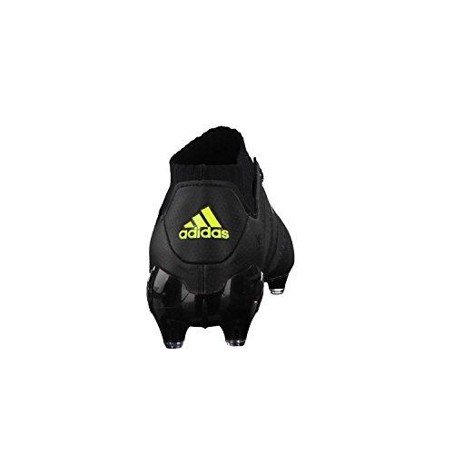 adidas Ace 16.1 Primeknit, Scarpe da Calcio Uomo core black- core black- solar yellow