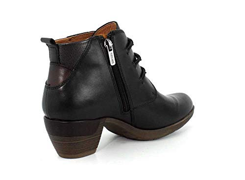 902 Pikolinos Black Black Botines i18 Femme Rotterdam Noir A5wx5CzqP