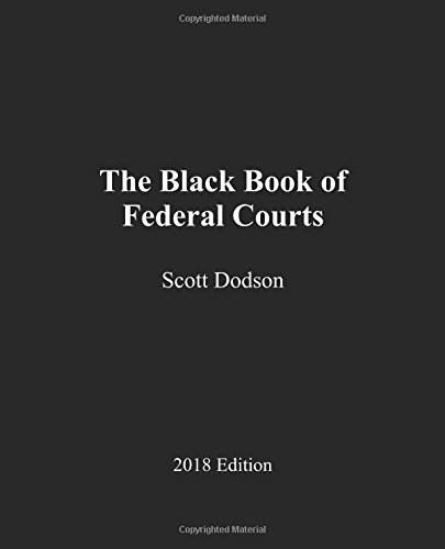 Scott Dodson Publication