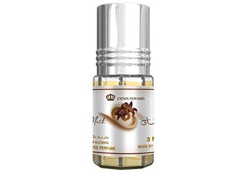 choco Musk al Rehab 3ML PROFUMO in olio di alta qualità orientalisch arabo Oud misk Musk