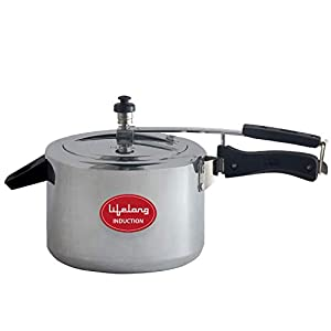 Lifelong Inner Lid Pressure Cooker, 3 Litre