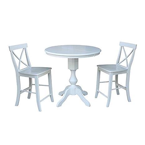 Awe Inspiring Amazon Com International Concepts K08 36Rxt 11P S6132 Beatyapartments Chair Design Images Beatyapartmentscom