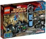 Lego Marvel Super Heroes Spider-Mans Doc Ock Ambush (6873)