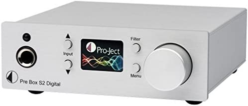 Pro-Ject Pre Box S2 Digital – Silver