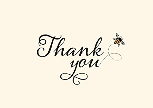 (Bumblebee Thank You Notes (Stationery, Note Cards, Boxed Cards))