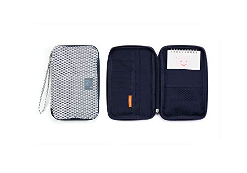 Better Together Daily Wallet (Navy Rain)