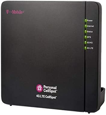 T Mobile Wireless Router Personal Cellspot Wifi Model 9961 Home Cell V1