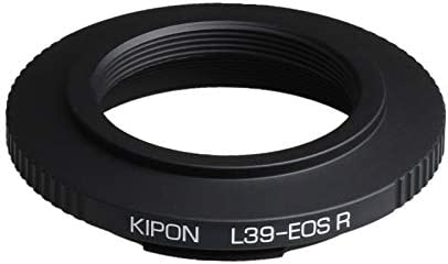 Kipon Adapter for Leica M39 Mount Lens to Canon EOS R Full Frame Mirrorless Camera