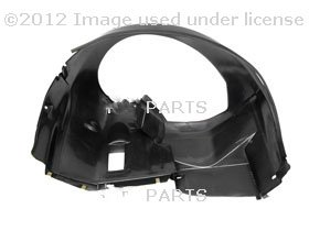 BMW E36 318 323 325 328 M3 Coupe Convertible Left Front Fender Liner (Bmw 325 Coupe)