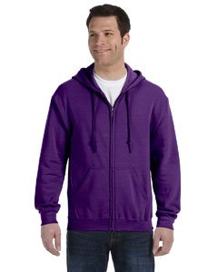 Gildan - Heavy Blend Full-Zip Hooded Sweatshirt - 18600