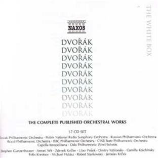 Dvorak: The Complete Published Orchestral Works