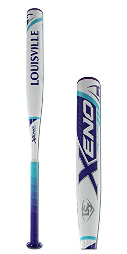 Louisville Slugger Xeno Plus 17 (-10) Fast Pitch Softball Bat, 31 inch/21 oz