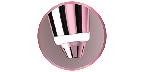 Apipi Finishing Touch Flawless Brows Blush/Rose Gold for Woman -Eyebrow Hair Remover As Seen on TV by Apipi (Image #4)