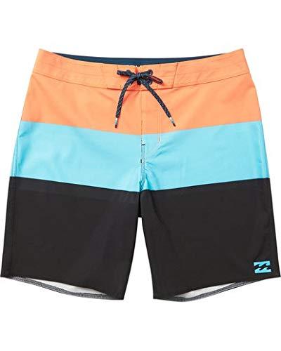 Billabong Men's Tribong Airlite Boardshorts Orange 32 -