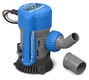 Trac Outdoor T10012 Automatic 800 / 1100 GPH Bilge Pump