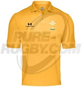 UNDER ARMOUR Gales [amarillo] rendimiento polo, color Amarillo ...