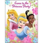 Disney Princess 'Fanciful Princesses' Invitations w/ Env. (8ct)