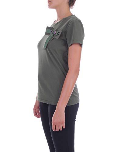 1g12pwy3n9x22 Cotone Verde Donna shirt Pinko T ZxqH6wCF8