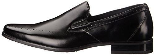 Pictures of Stacy Adams Men's Arledge Slip-On Loafer Black 7 M US 5