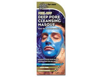 Montagne Jeunesse Peel Off Deep Pore Cleansing Masque For Men mu722/po311/1