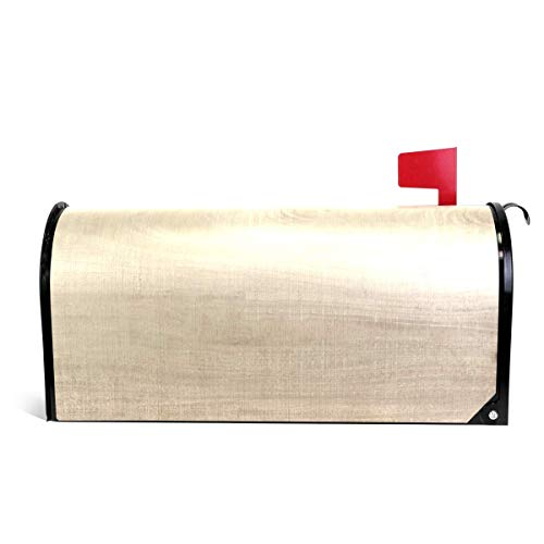 Magnetic Mailbox Cover Wooden Wall Decoration House Garden