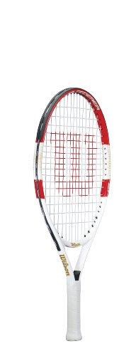 Wilson Junior's Roger Federer Tennis Racquet, 21-Inch