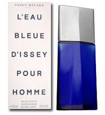 Ginger Mandarin After Shave - L'Eau Bleue D'Issey FOR MEN by Issey Miyake - 4.2 oz EDT Spray