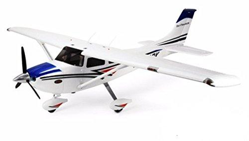Dynam 1280mm Cessna 182 Sky Trainer RC Plane (Cessna 182 Aircraft)