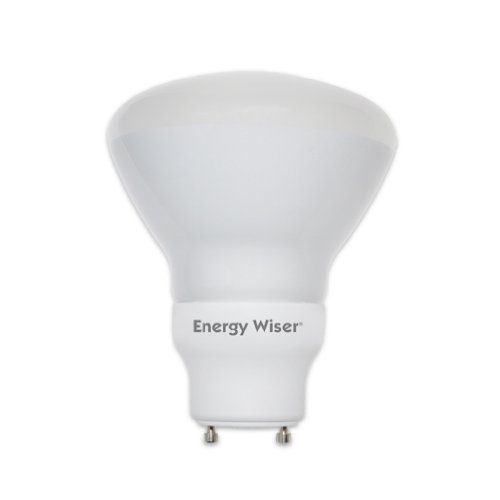 Bulbrite CF15R30/GU24 15Watt Twist and Lock Compact Fluorescent R30 Reflector ()