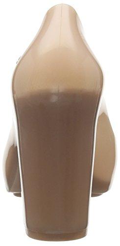 90123 Punta Zaxy Col Chiusa Scarpe Donna Tacco Fever Court Bolt Beige nude w6anY6TPq