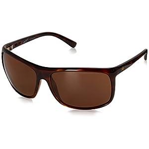 Electric Visual Outline Gloss Tortoise/Polarized Bronze Sunglasses