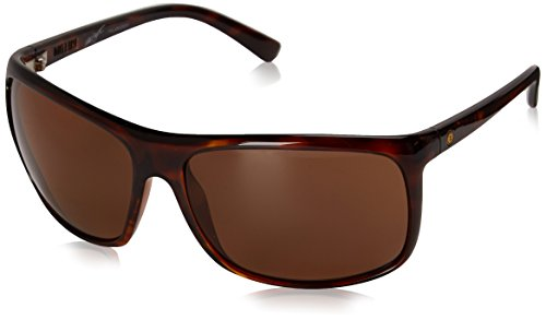 Electric Visual Outline Gloss Tortoise/Polarized Bronze - Sunglases.com