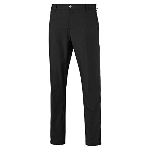 Puma Golf Men's 2019 Jackpot Pant, Puma Black, 32 x 30