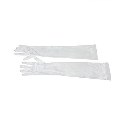 Stretch Formal Banquet Bridal Gloves