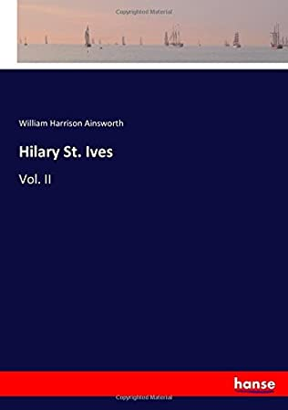 book cover of Hilary St. Ives