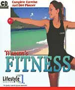 Women's Fitness Lifestyle Exercise & Diet Planner
