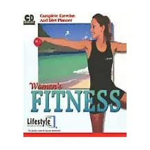 Lifestyle Software Publishing Women's Fitness Lifestyle Exercise & Diet Planner