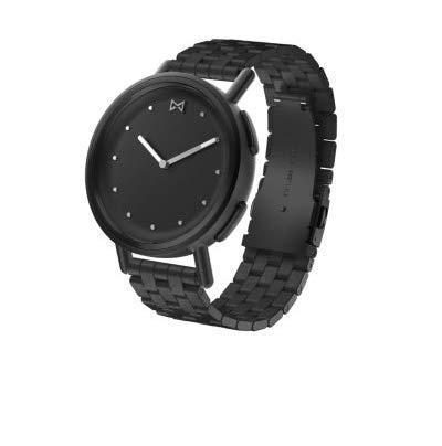 MISFIT Path Smartwatch para Hombre Acero Inoxidable Negro ...