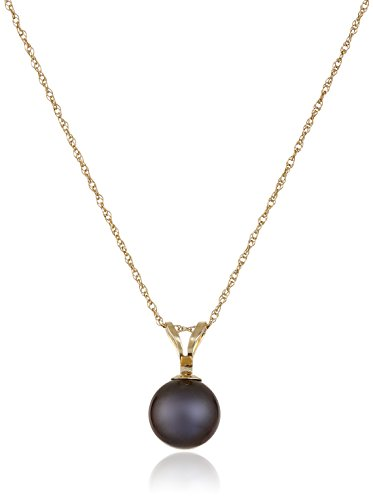 AuraPearl Quality Freshwater Cultured Necklace