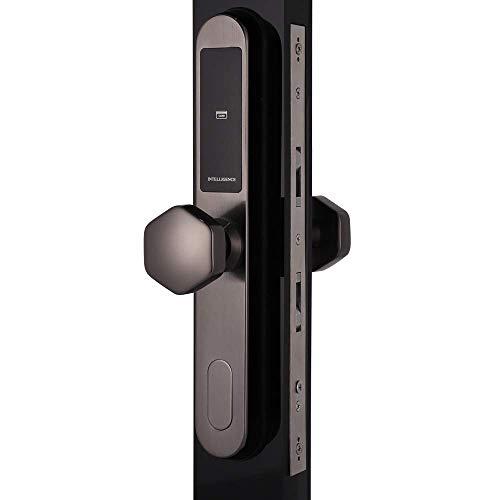 XINTONGLO Smat Electronic Sliding Door Lock, Intelligent Digital keyless Door Lock, Electronic Combination Lock