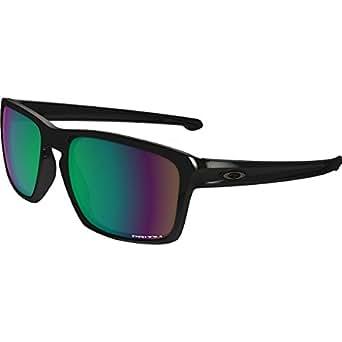 Oakley Sliver - Gafas de sol polarizadas rectangulares para hombre