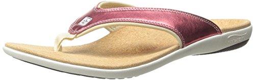 Metallic Sandal Salmon 8 M US ()