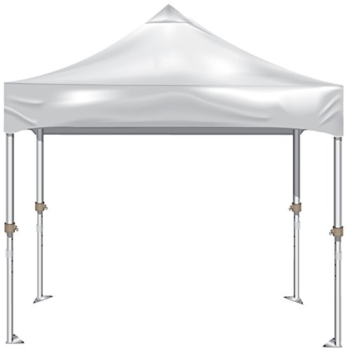 Aluminum 10ft Frame (KD Kanopy XTF100W XTF Aluminum Frame Indoor/Outdoor Portable Canopy, 10 by 10-Feet, White)
