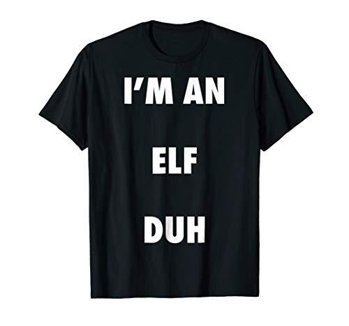 Easy Halloween Elf Costume Shirt for Men Women Kids]()