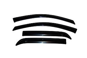auto ventshade 94632 original ventvisor window deflector 4 piece automotive. Black Bedroom Furniture Sets. Home Design Ideas