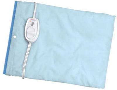 Jarden Consumer-Domestic 731-500 Sunbeam 12 x 15-Inch Moist Heating Pad With Arthritic Controller