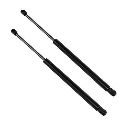Shock Front Support - Front Hood Lift Supports Struts Gas Springs Shocks 6333 for Toyota Camry 2007-2011 (Pack of 2)