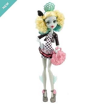 Monster High Monster Exchange Lagoona Blue Doll 0