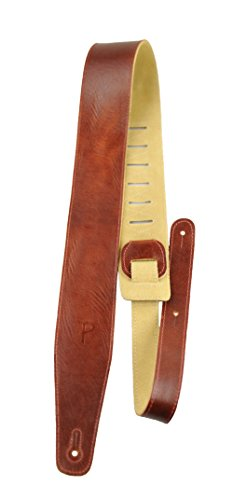- Perris Leathers AFR25-6872 The Africa Collection Guitar Straps, Rust