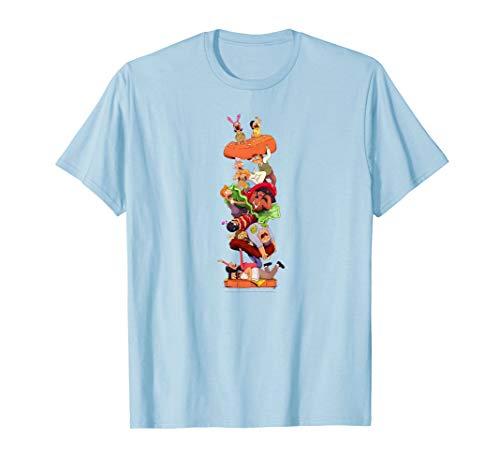 Bob's Burgers Stack T Shirt T-Shirt
